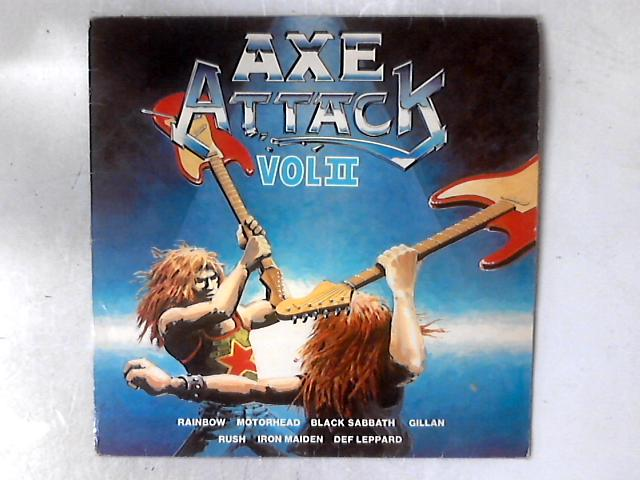 Axe Attack Vol II LP COMP by Various