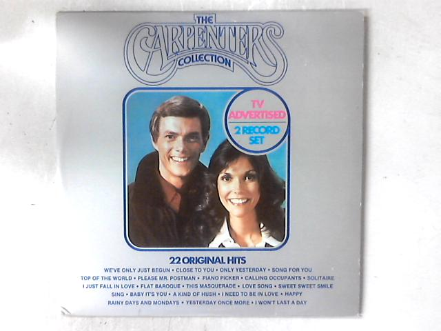The Carpenters Collection 2xLP COMP by Carpenters