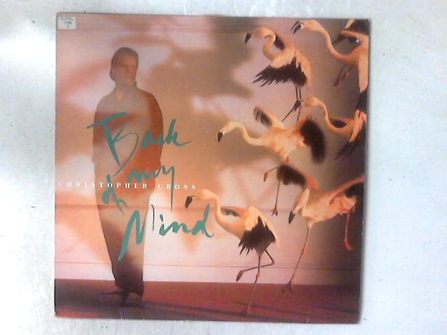 Back Of My Mind LP by Christopher Cross