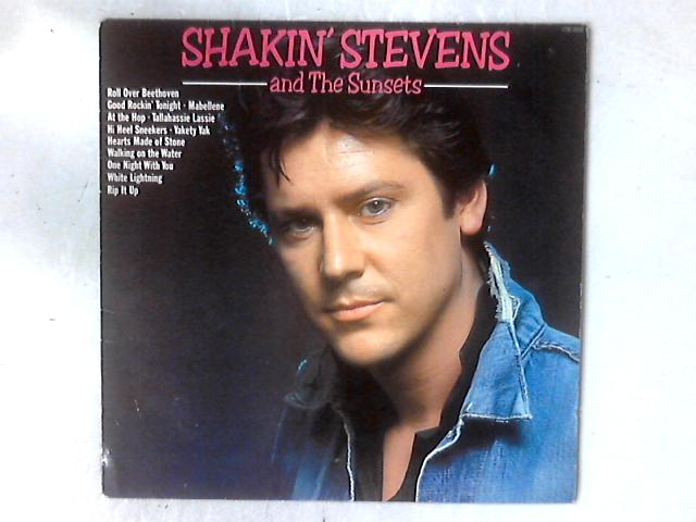Shakin' Stevens And The Sunsets LP by Shakin' Stevens And The Sunsets