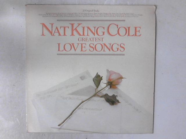 20 Greatest Love Songs LP COMP by Nat King Cole