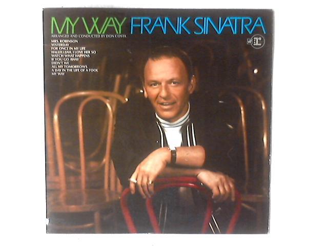 My Way LP by Frank Sinatra
