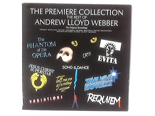 The Premiere Collection - The Best Of Andrew Lloyd Webber LP COMP GATEFOLD by Various