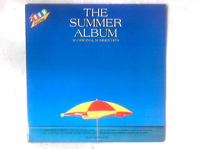The Summer Album - 30 Original Summer Hits 2xLP COMP GATEFOLD by Various