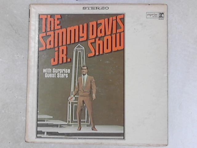 The Sammy Davis Jr. Show With Surprise Guest Stars LP by Sammy Davis Jr.