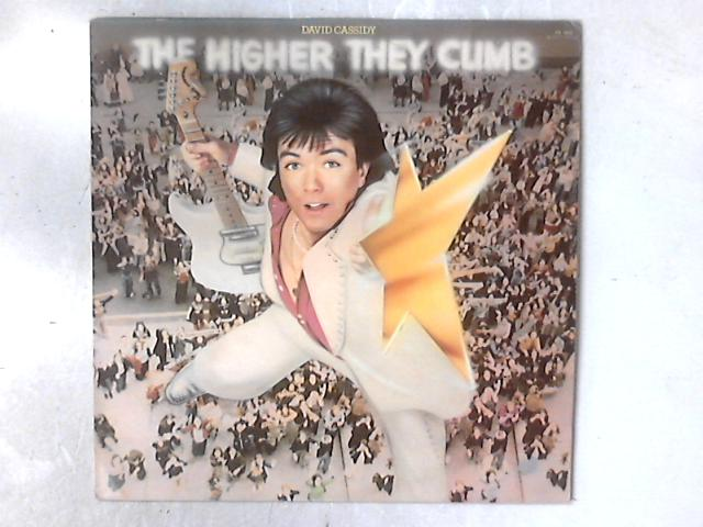 The Higher They Climb - The Harder They Fall LP by David Cassidy