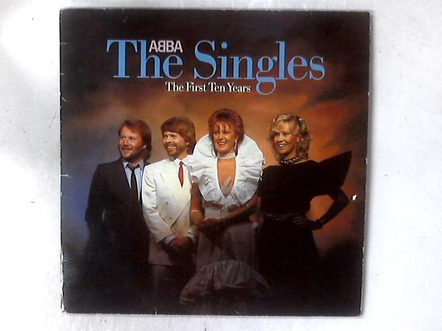 The Singles - The First Ten Years 2xLP COMP GATEFOLD by ABBA