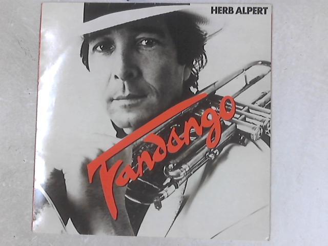 Fandango LP by Herb Alpert