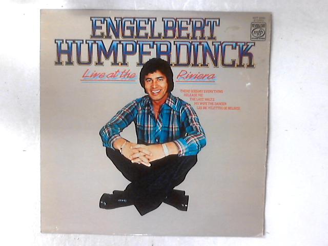 Live At The Riviera LP By Engelbert Humperdinck