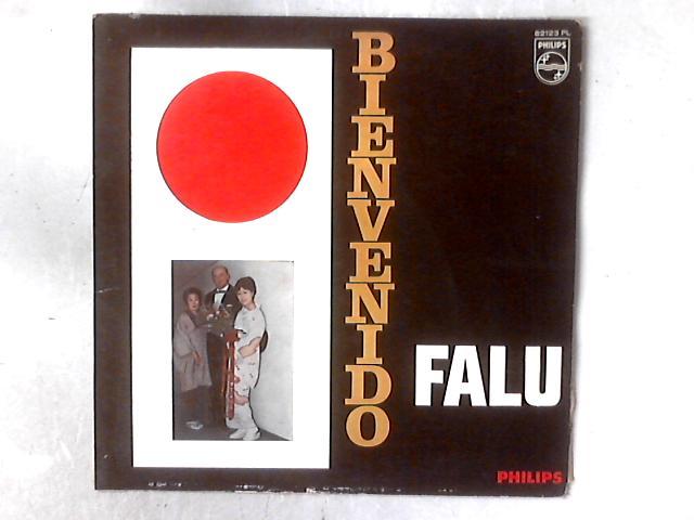 Bienvenido Falu LP By Eduardo Falu