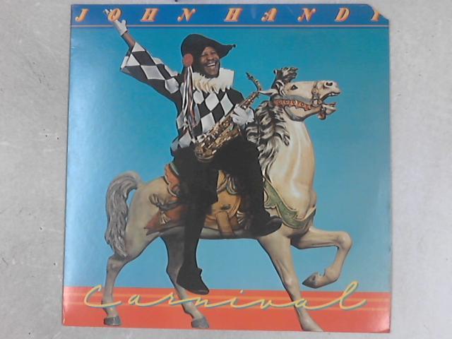 Carnival LP By John Handy