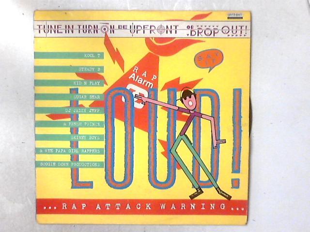 Say It Loud LP COMP By Various