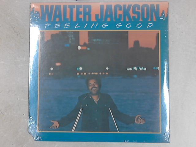 Feeling Good LP By Walter Jackson