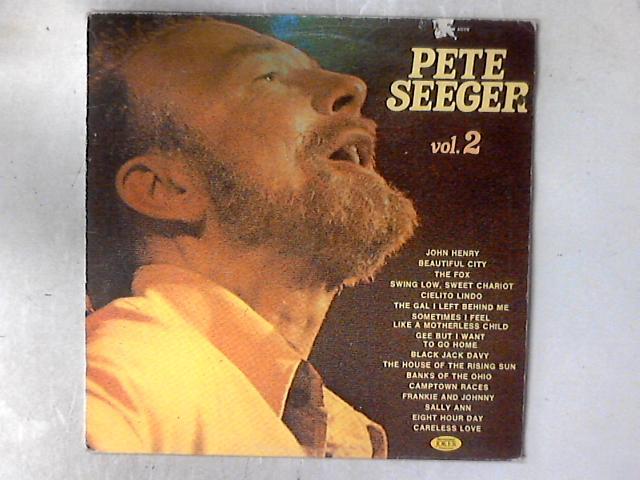 Vol. 2 LP COMP By Pete Seeger