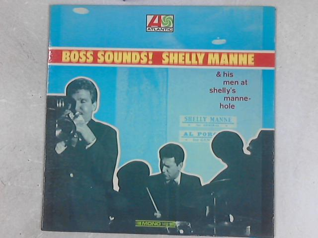 Boss Sounds! LP By Shelly Manne & His Men