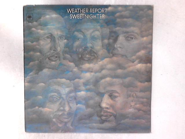 Sweetnighter LP By Weather Report