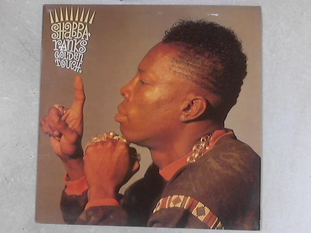 Golden Touch LP By Shabba Ranks