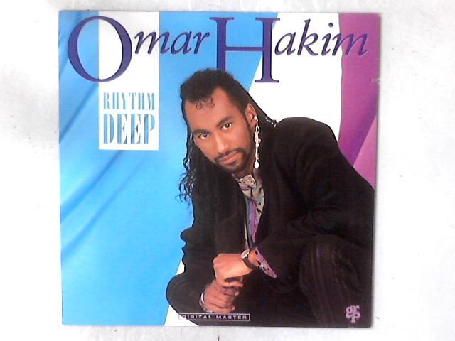 Rhythm Deep LP By Omar Hakim