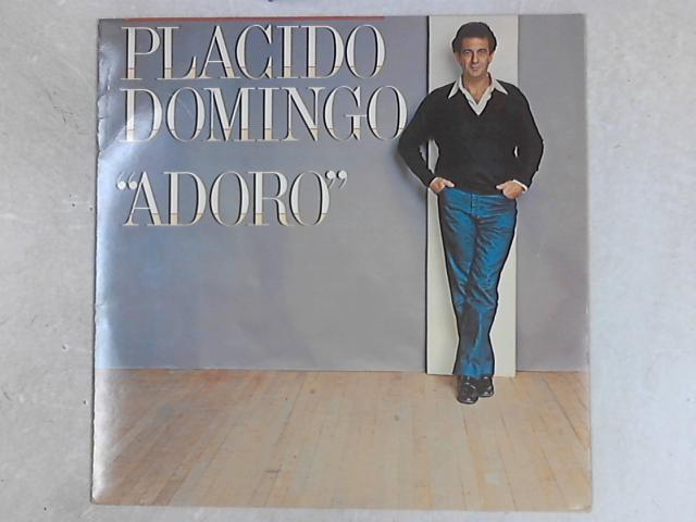 Adoro LP By Placido Domingo
