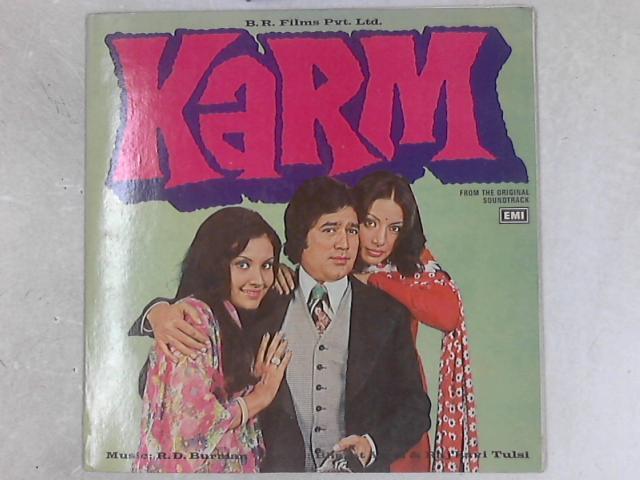 Karm OST LP By R. D. Burman