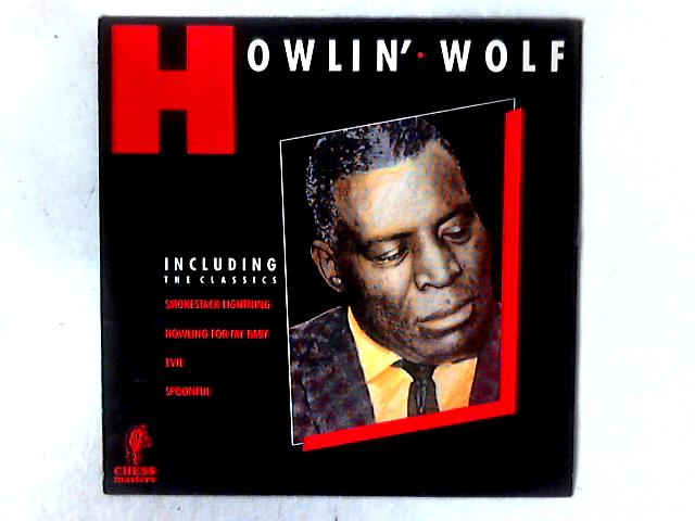 Chess Masters 2xLP GATEFOLD COMP By Howlin' Wolf