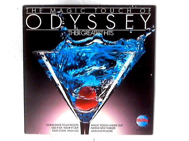 The Magic Touch Of Odyssey LP COMP By Odyssey (2)