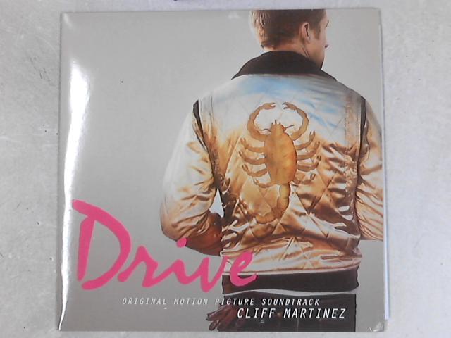 Drive OST LP Pink Vinyl By Cliff Martinez