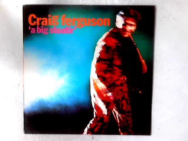 A Big Stoatir LP by Craig Ferguson