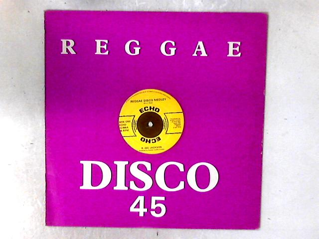 Reggae Disco Medley 12in By R. Zee Jackson