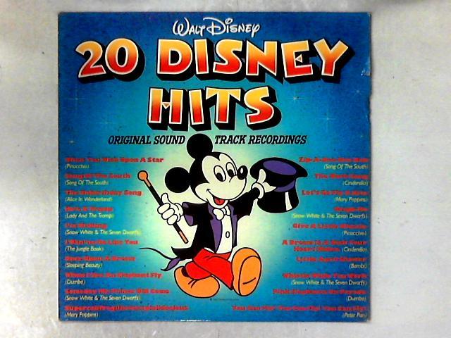 20 Disney Hits LP COMP by Walt Disney