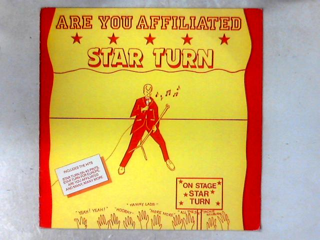 Are You Affiliated LP by Star Turn on 45 Pints