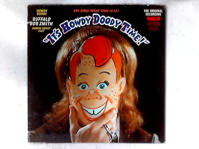It's Howdy Doody Time! LP by Howdy Doody