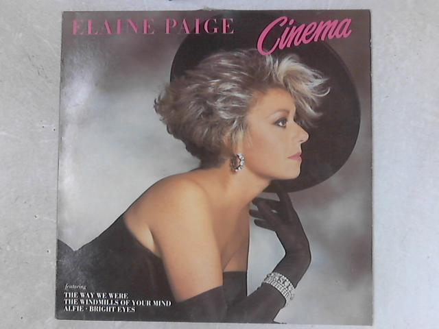 Cinema LP by Elaine Paige