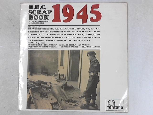 BBC Scrapbook For 1945 LP by Various