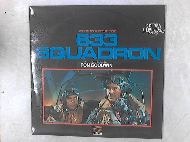 633 Squadron OST LP by Ron Goodwin