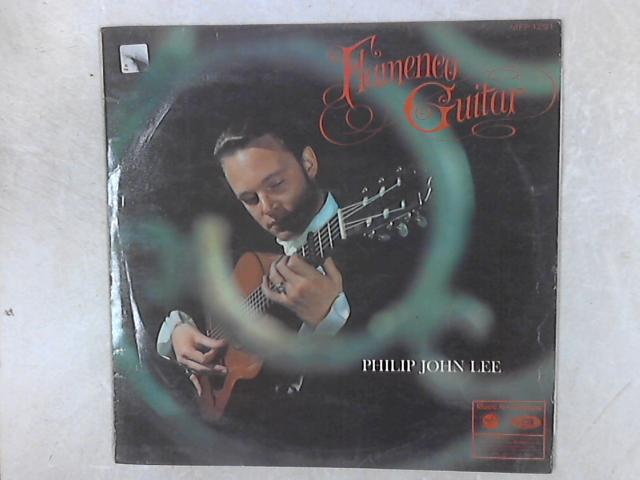 Flamenco Guitar LP by Philip John Lee