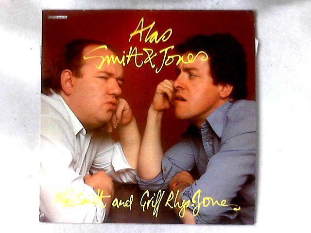 Alas Smith & Jones LP by Mel Smith And Griff Rhys-Jones