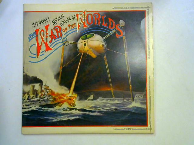 Jeff Wayne's Musical Version Of The War Of The Worlds 2Xlp by Jeff Wayne