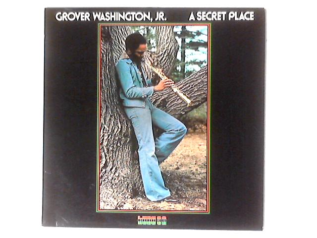 A Secret Place LP by Grover Washington, Jr.