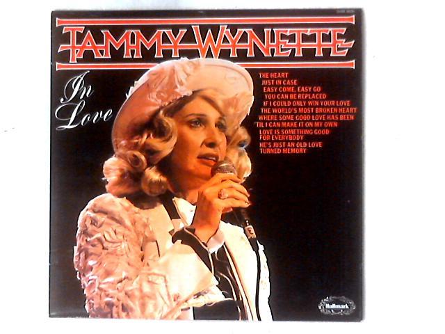 In Love LP By Tammy Wynette