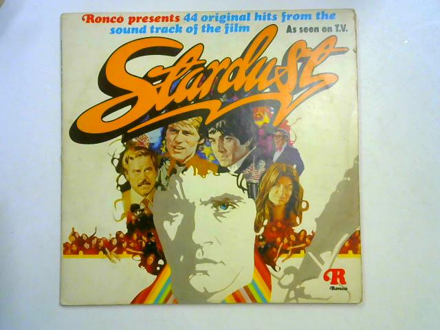 Stardust - 44 Original Hits From The Sound Track Of The Film LP Comp by Various