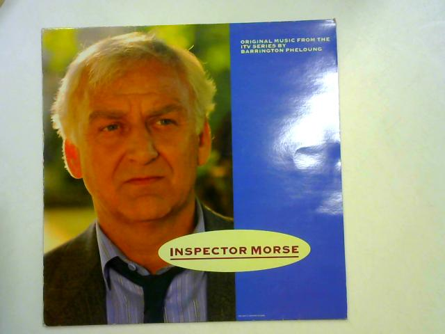 Inspector Morse (Original Music From The ITV Series) LP by Barrington Pheloung
