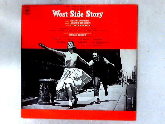 West Side Story - Original Broadway Cast LP by Various