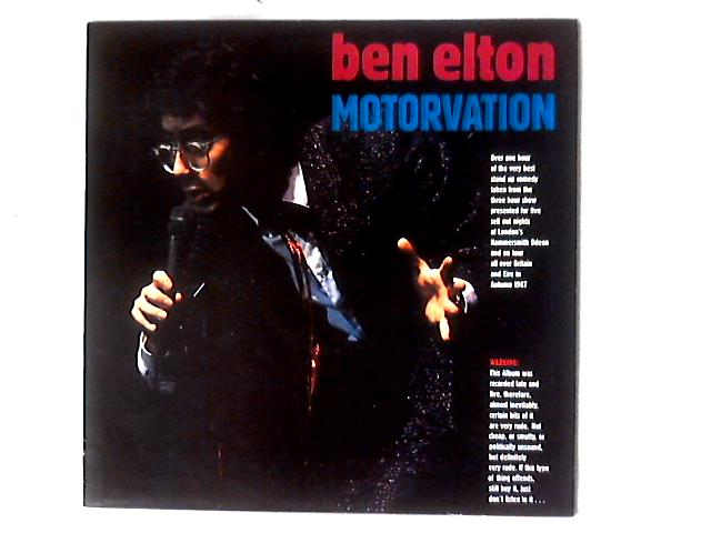 Motorvation LP by Ben Elton