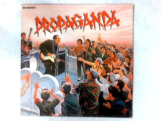 Propaganda - No Wave II LP COMP By Various