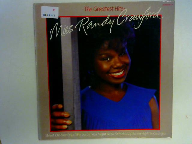 The Greatest Hits LP Comp by Randy Crawford
