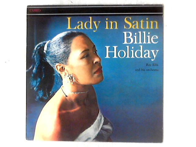 Lady In Satin LP by Billie Holiday