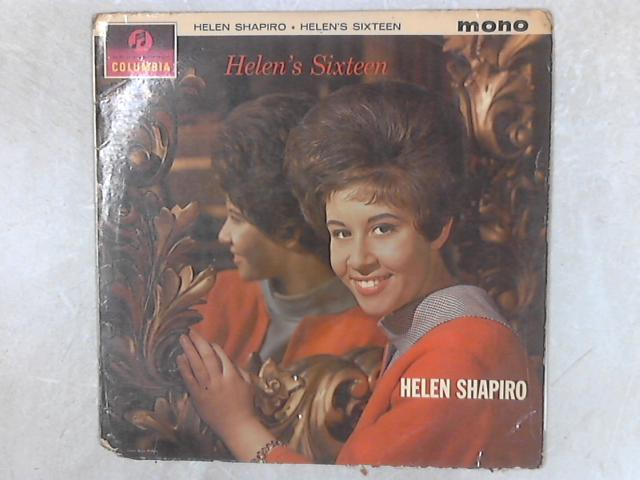 Helen's Sixteen LP By Helen Shapiro