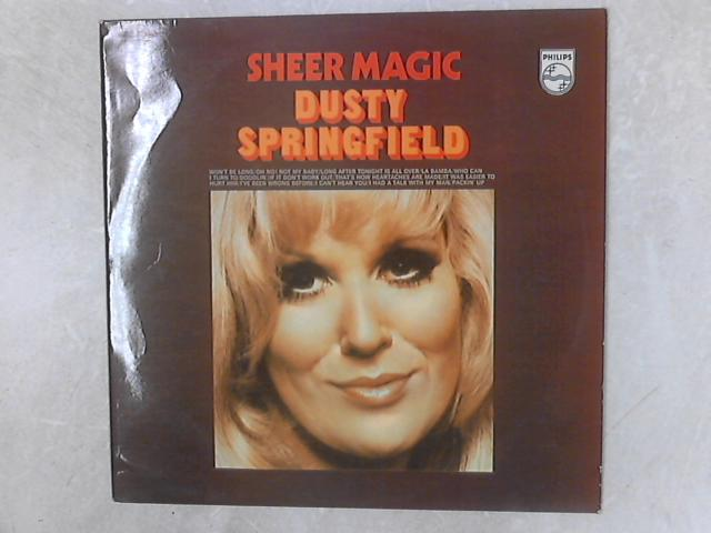 Sheer Magic LP By Dusty Springfield