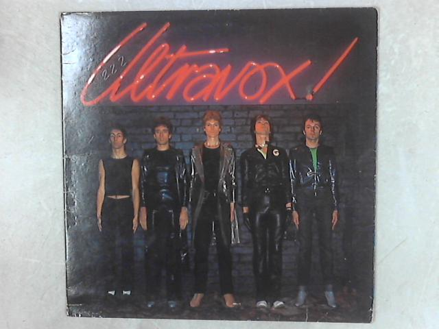 Ultravox! LP By Ultravox
